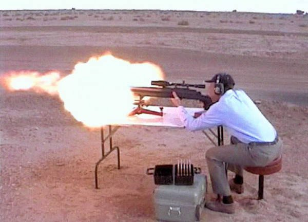 50 BMG experiance