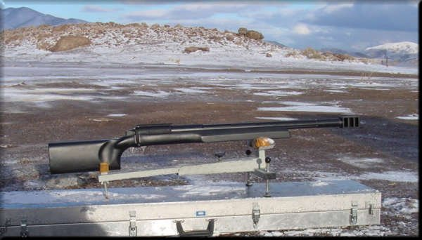 Fisher/McBros 50 BMG action